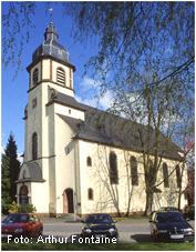 St. Laurentius Schwemlingen - Foto: A. Fontaine